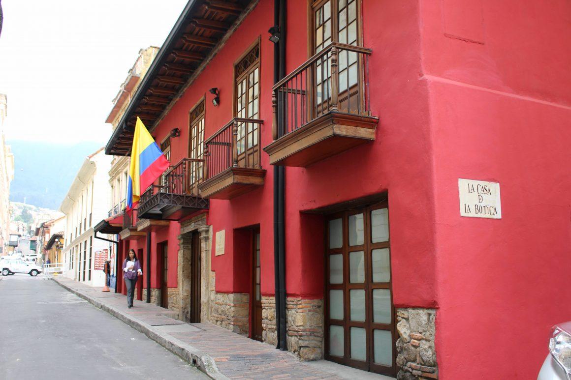 Bogotá La Candelaria Colombia