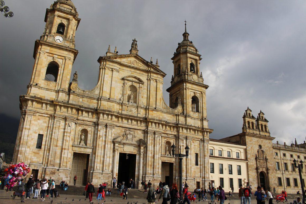 Colombia Bogotá La Candelaria