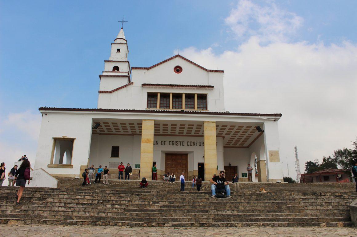 Cerro de Monseratte Bogota Colombia