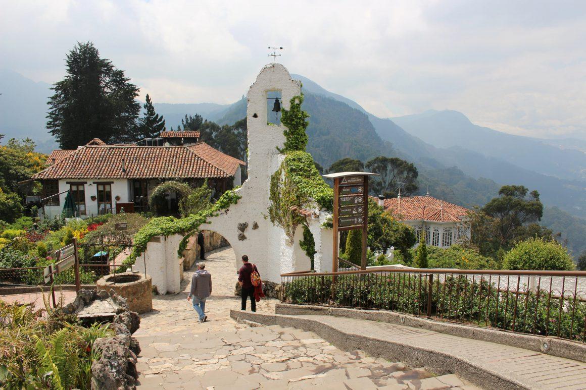 Cerro de Monserrate Bogota Colombia