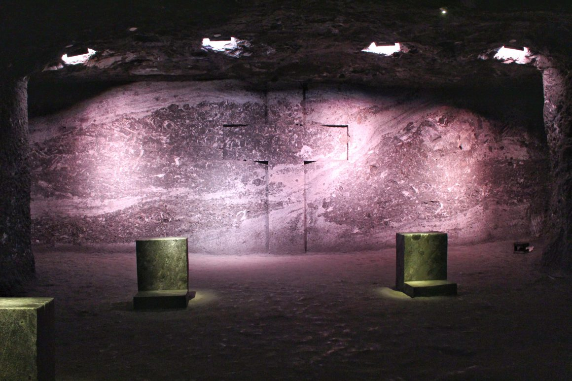 Salt Cathedral Zipaquira