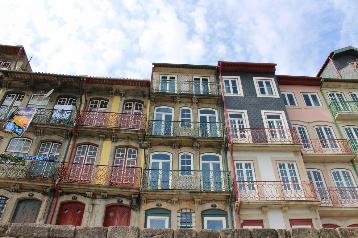 Kade Ribeira Porto