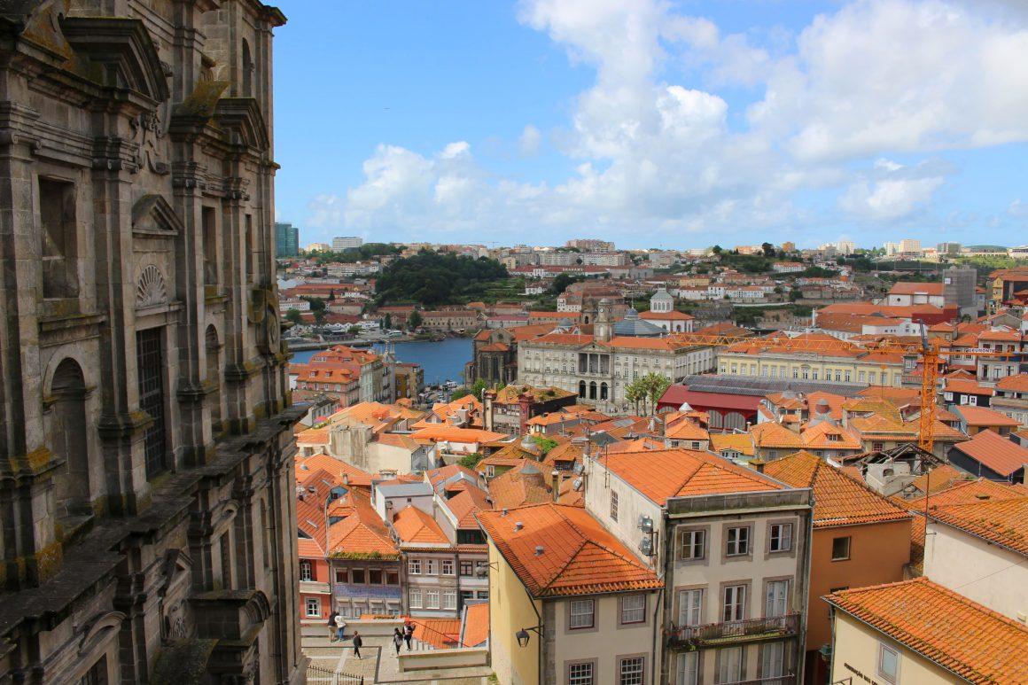 Miradouros Porto
