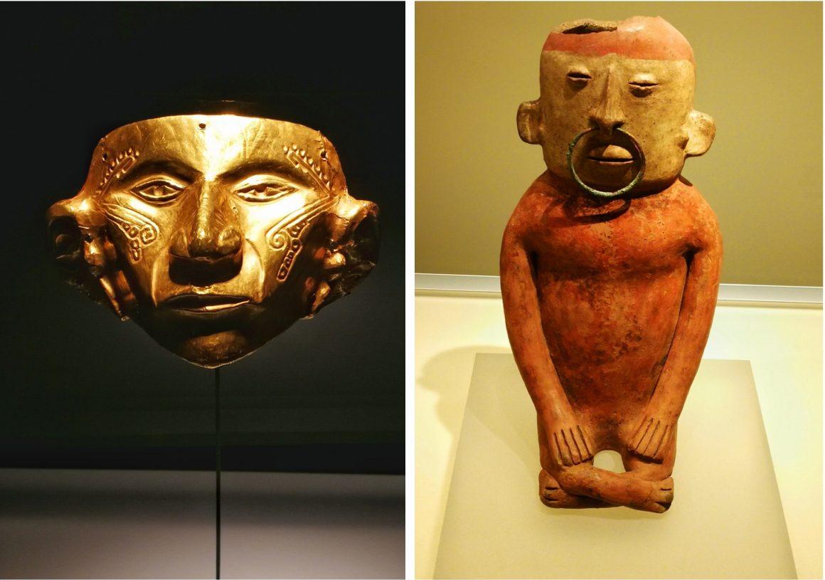 Museo del Oro Bogota Colombia