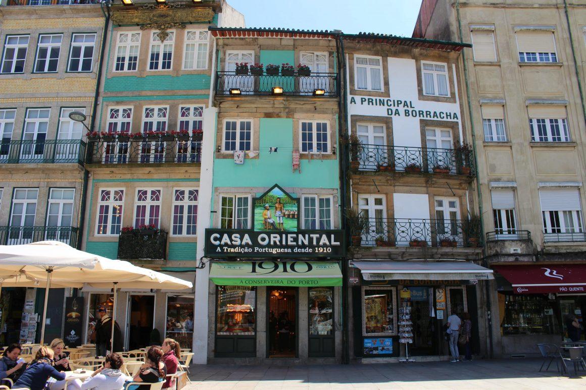 Porto Portugal Casa Oriental