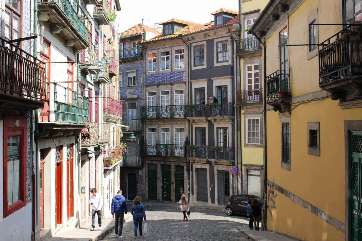 Doorkijkjes Porto Portugal