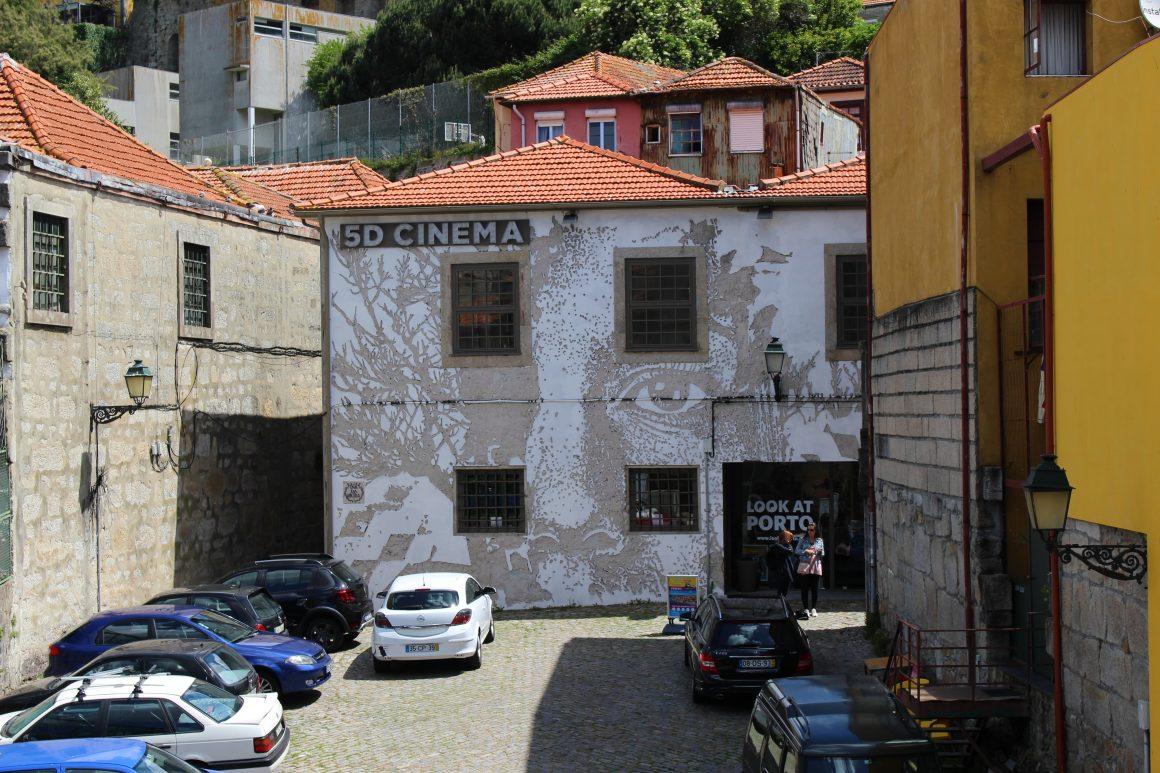 Street art Vhilla Porto