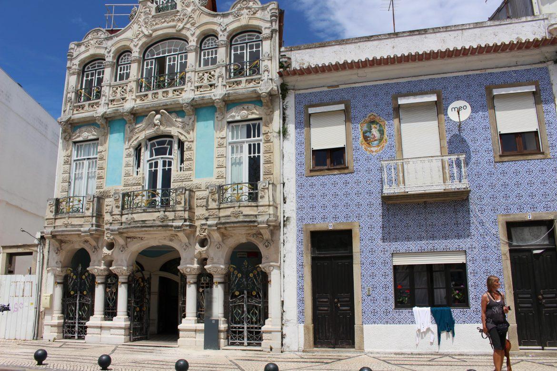 Art nouveau Aveiro Portugal
