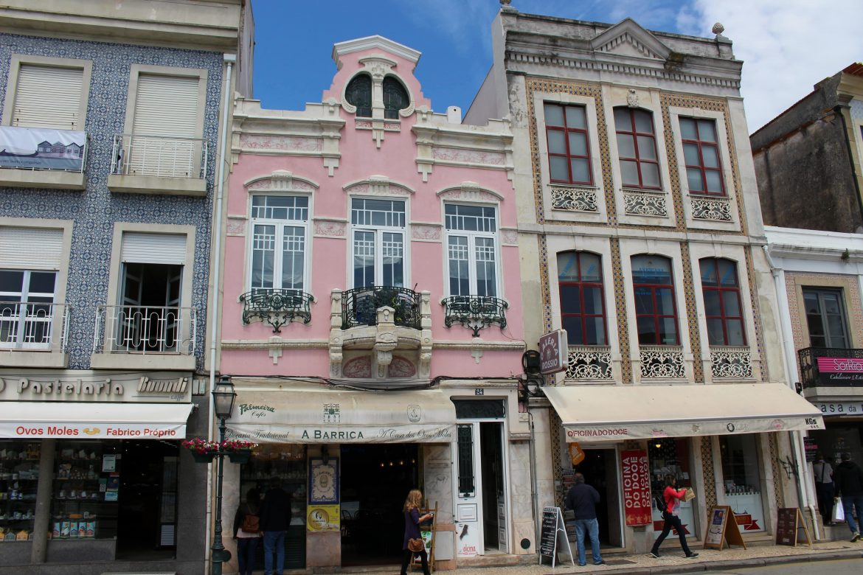 Aveiro Art Nouveau house