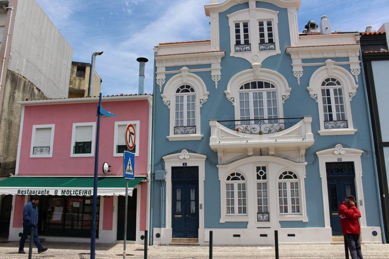 Aveiro Art Nouveau Portugal