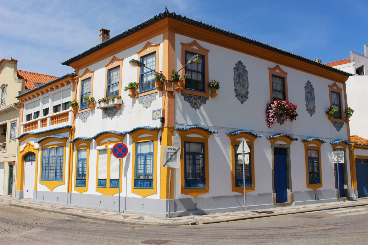 House Aveiro Portugal