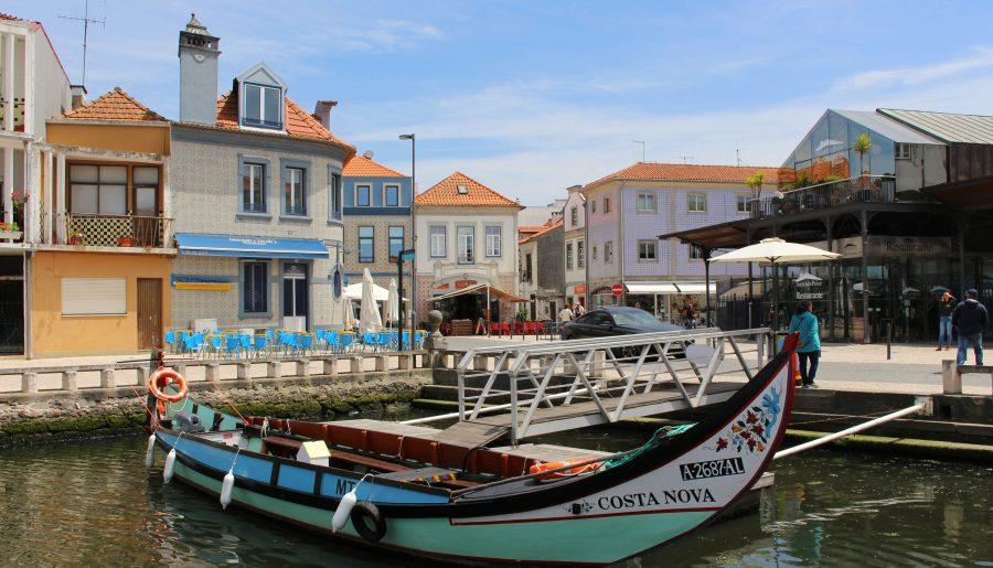 Op dagtrip vanaf Porto: fotogeniek Aveiro