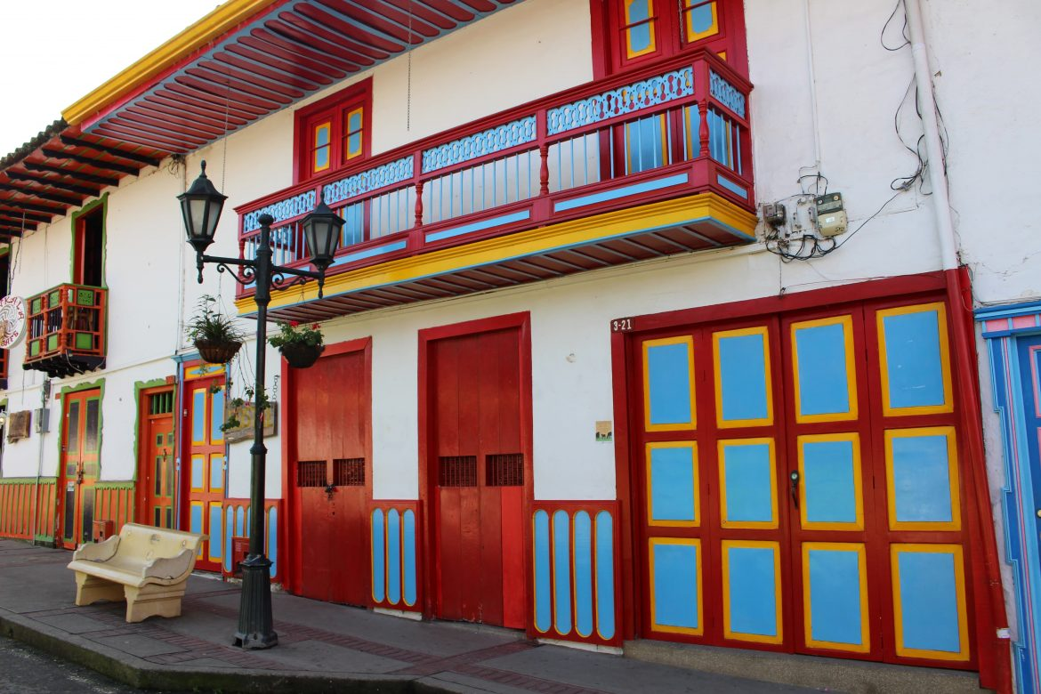 Salento Calle Real Colombia