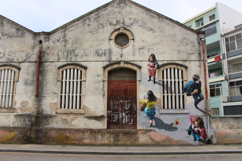 street art Aveiro portugal