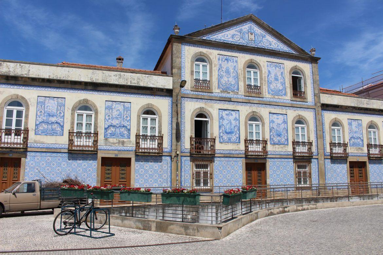 Tegelhuizen Aveiro Portugal
