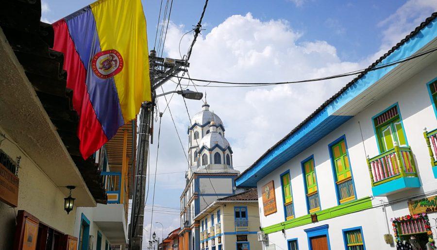 Colombia: liefde voor het koffiestadje Filandia