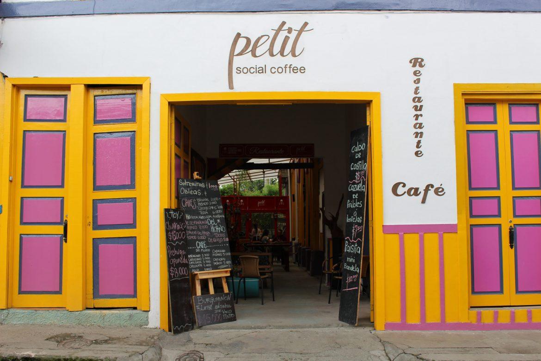 Filandia colombia koffie