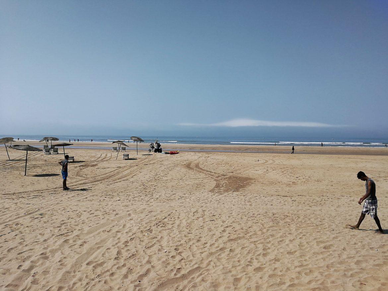 Essaouira beach Morocco