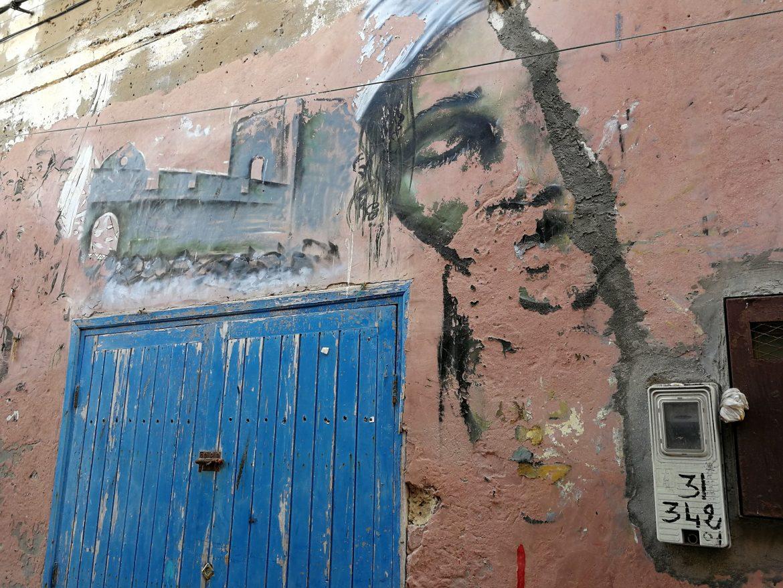Essaouira street art
