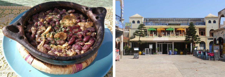 La Corail at Latifa Essaouira Morocco
