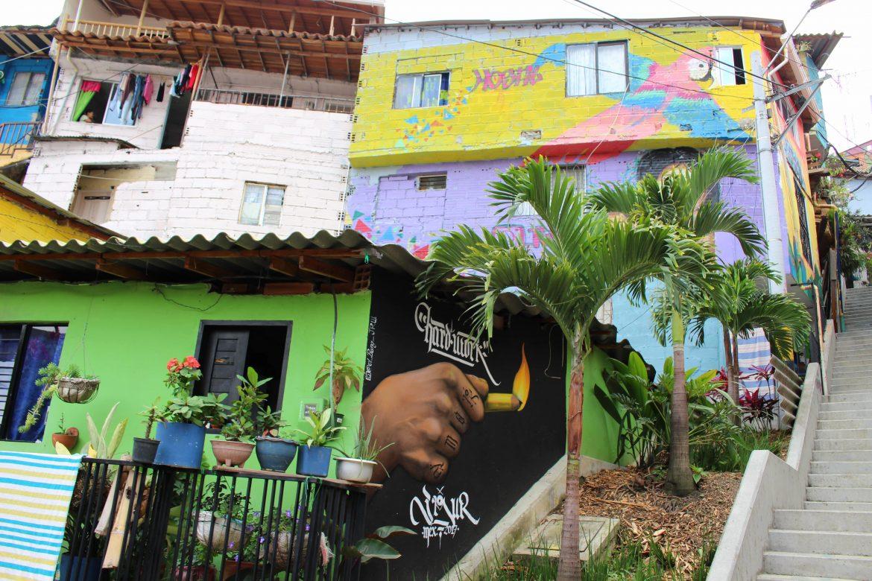 Comuna 13 Colombia Medellin