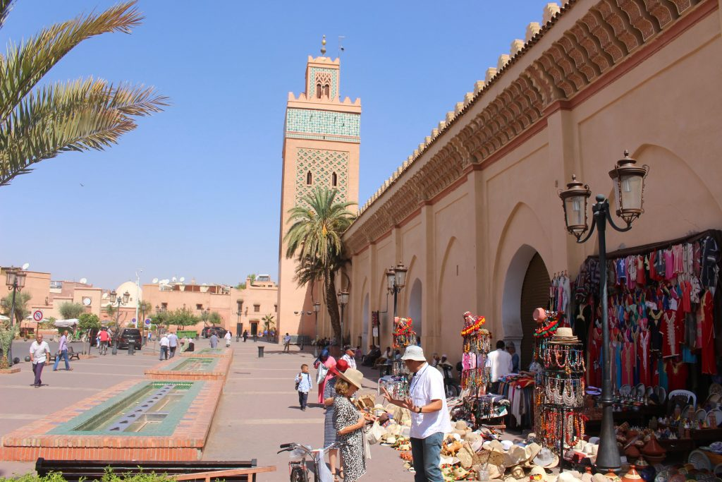 Marrakesh Kasbah Mosque