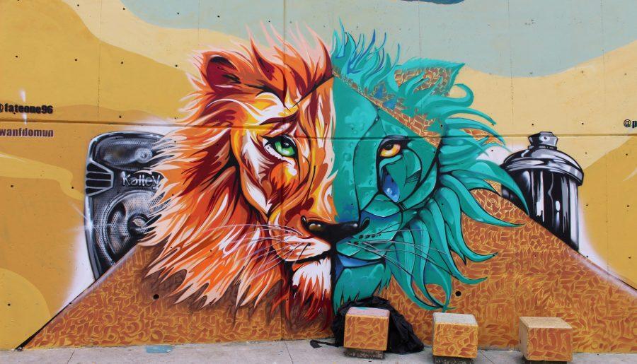 Comuna 13: hoe street art deze wijk in Medellín nieuw leven inblies