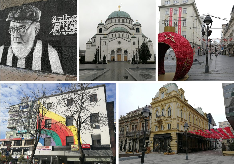 Belgrado & Tirana
