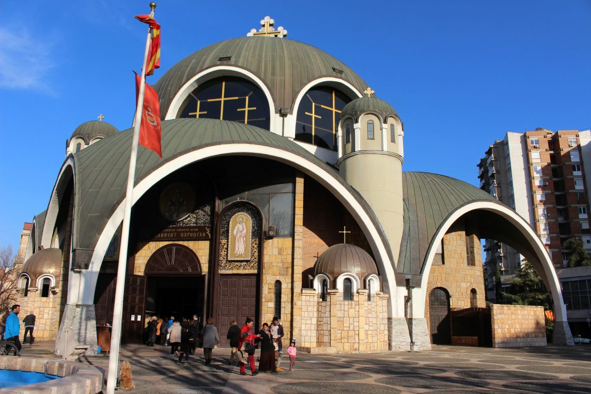 Church in Skopje