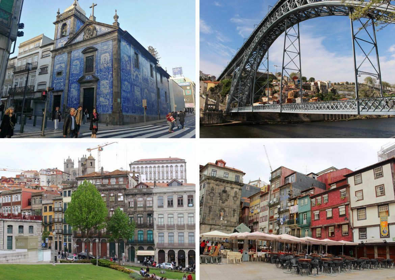 Porto Portugal weekendje