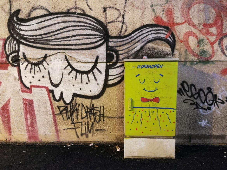 Street art Skopje