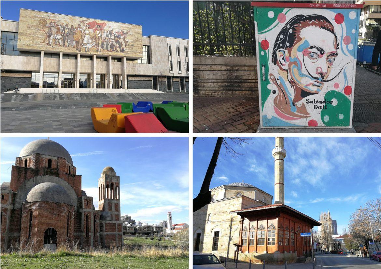 Tirana & Pristina
