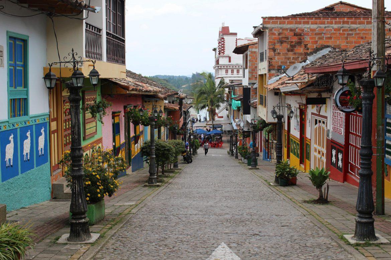 guatape colombia centrum
