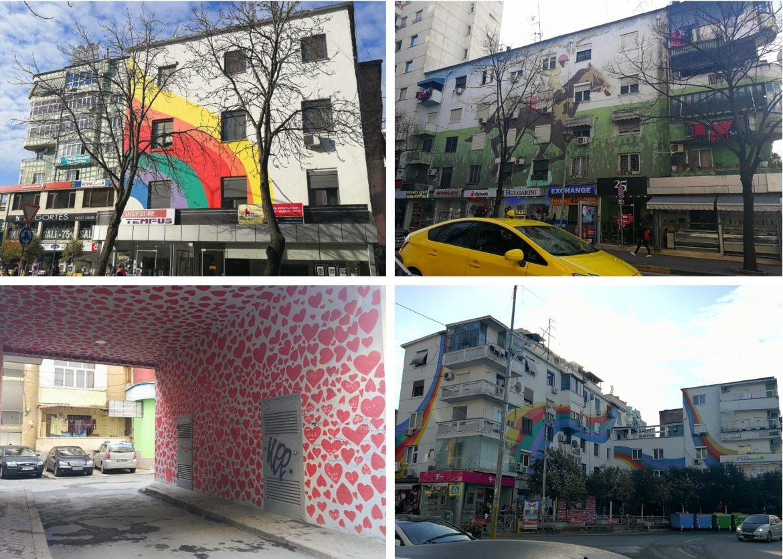 Blloku Tirana Albania