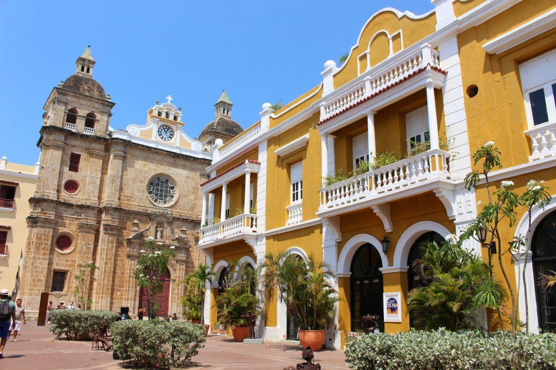 El Centro Square Cartagena