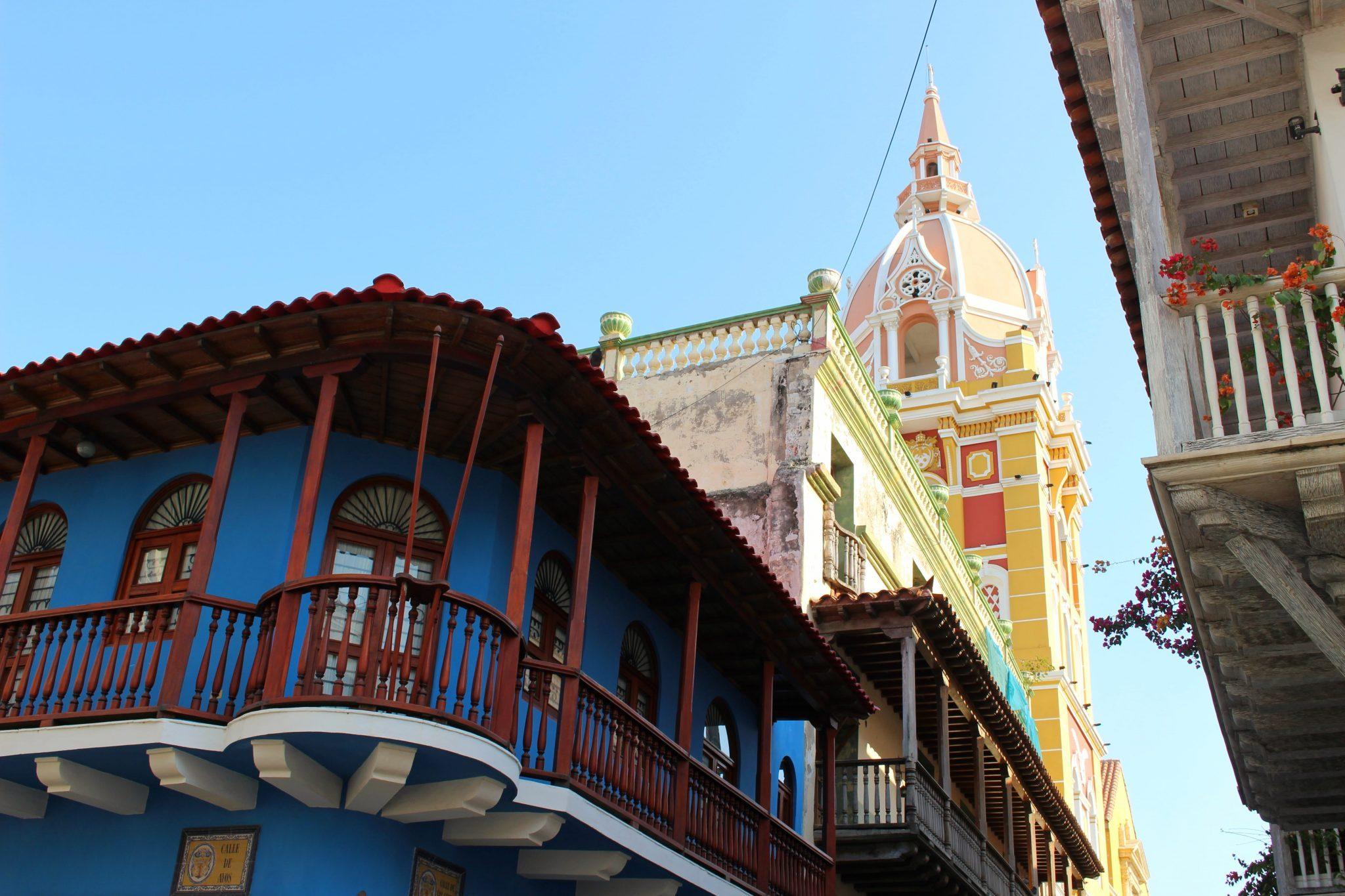 El Centro kerk Cartagena