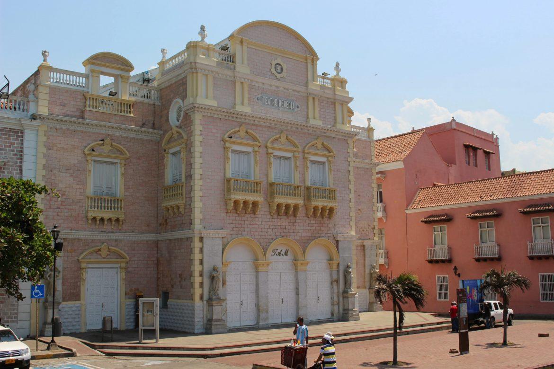 Teatre Heredia Cartagena