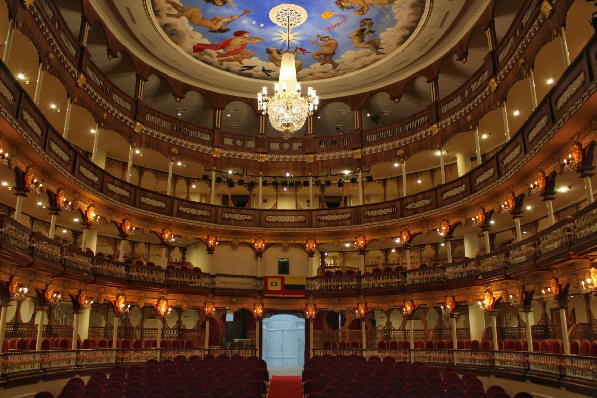 Teatre Heredia Cartagena