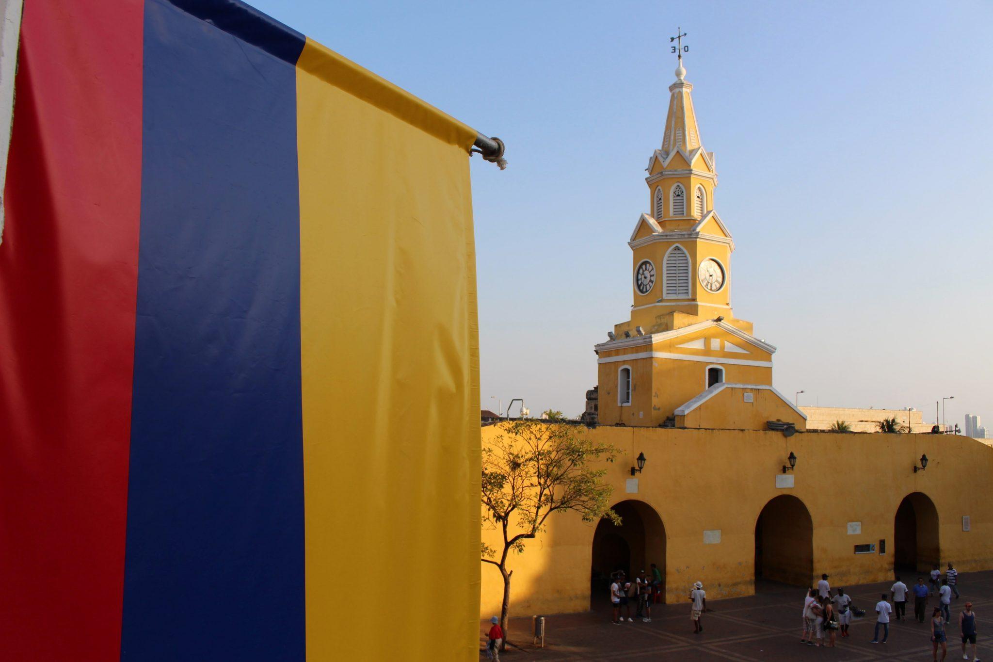 Toren Cartagena entree