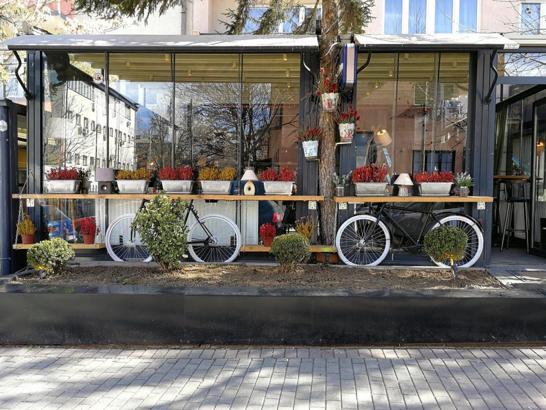 Cafe culture Pristina