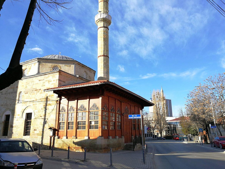 Moskee Pristina Old Part