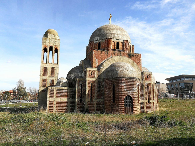 Orthodox church Pristina