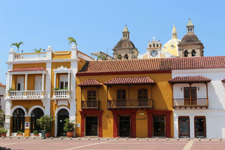 El Centro Cartagena Colombia