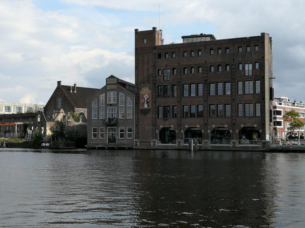 Droste fabriek Haarlem