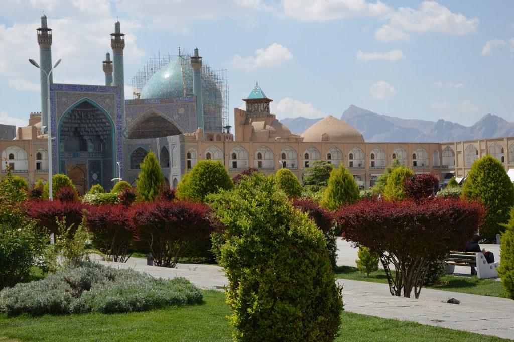 Iran architectuur
