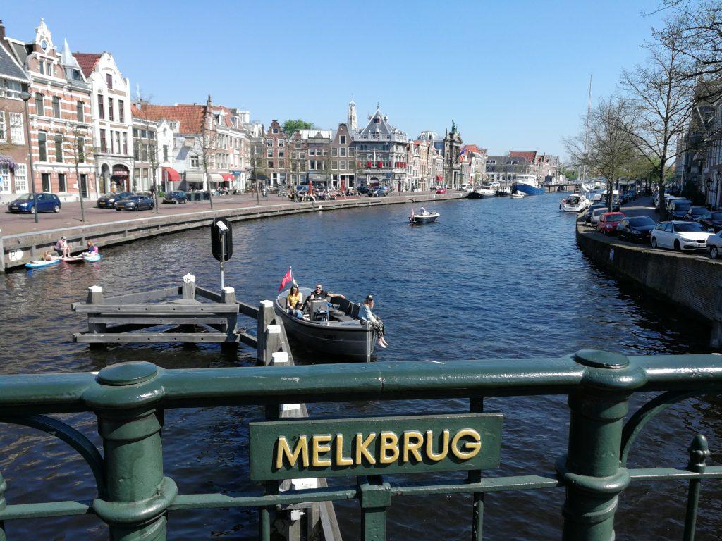 Melkbrug in Haarlem