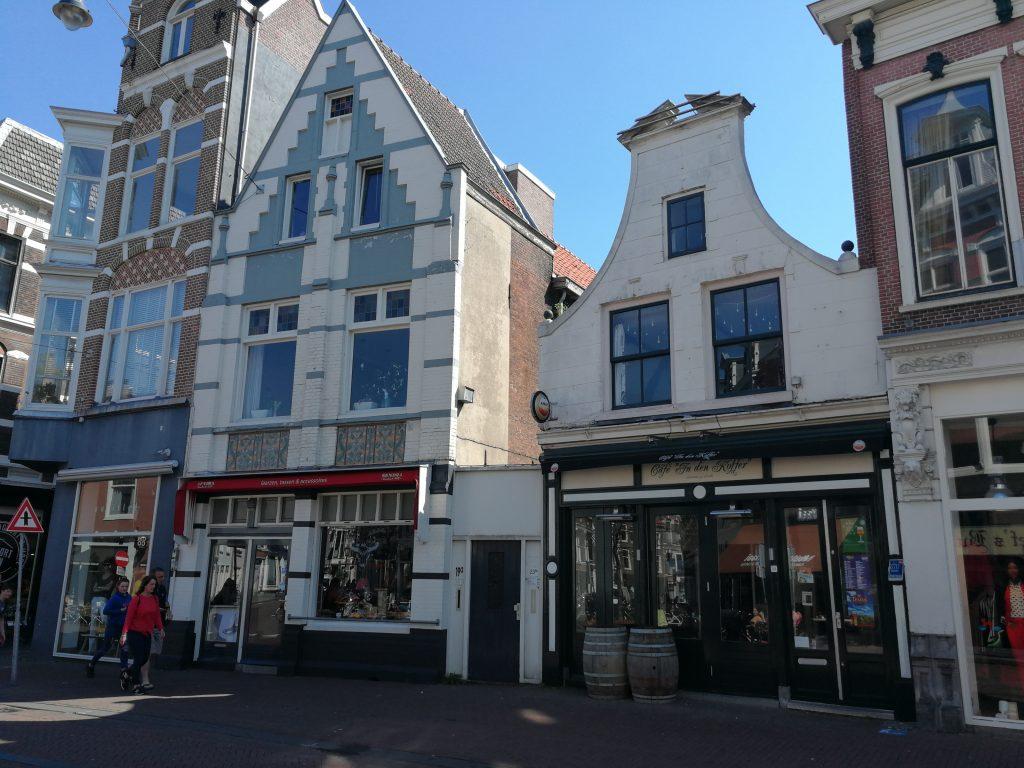 Pandjes Haarlem binnenstad