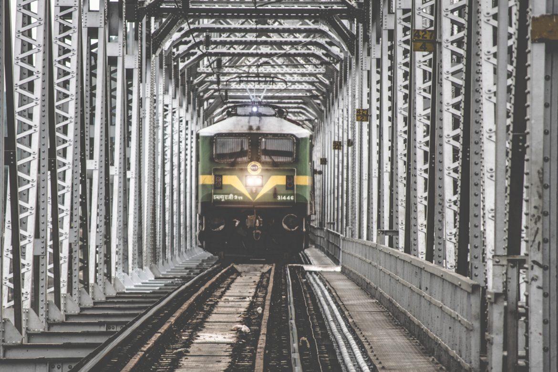 Train world trip