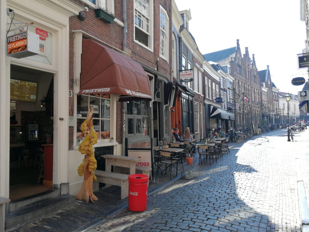 Warmoestraat Haarlem