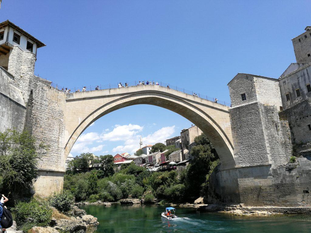 Bosnië en Herzegovina Mostar Brug